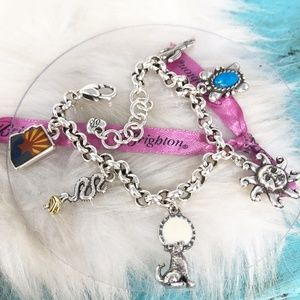 Brighton Arizona The Sun State Charm Bracelet